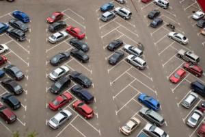 Parkeren bij schiphol - parkeerplaats
