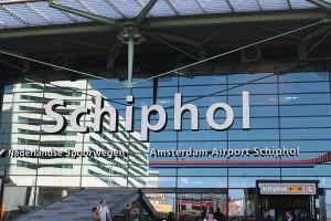 Aanzicht van de 15de luchthaven van de wereld